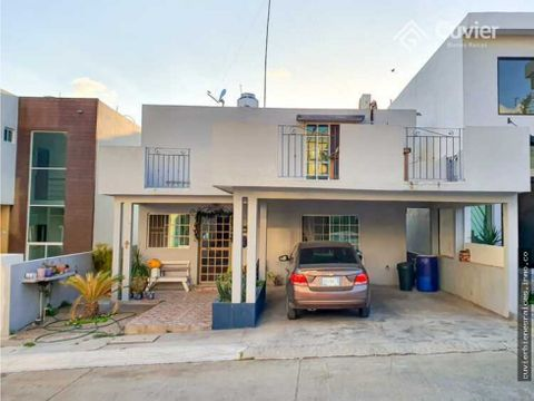 cv506 rg casa en venta fracc haciendas del rull