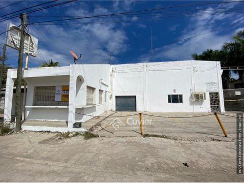 bodega en renta villa manuel tamaulipas