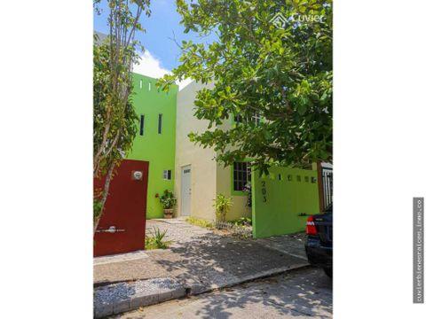 cv509 rg casa en venta fracc punta laguna