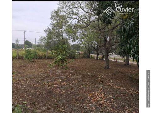 tv504 rd terreno en venta pueblo viejo col petrolera linda vista