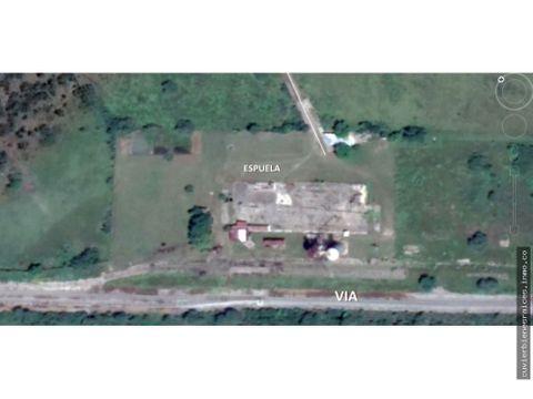 tr253 vg terreno en renta con espuela en estacion manuel tamaulipas