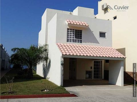 cr417 xr casa en renta villas nautico
