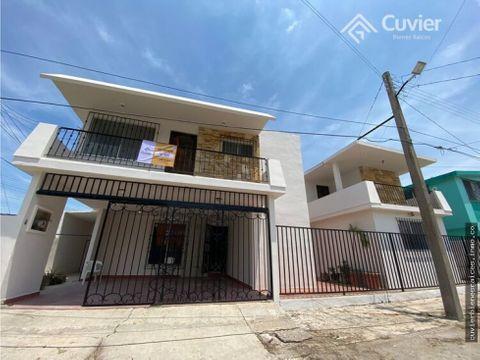cv512 vg casa en venta col unidad nacional