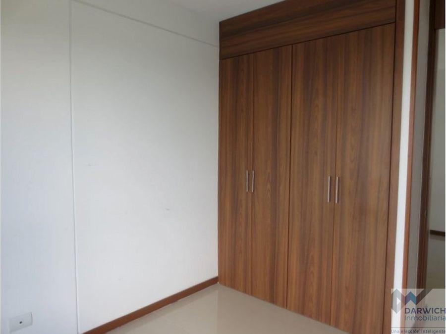 apartamento amplio en cr laurel palmira 86 m2