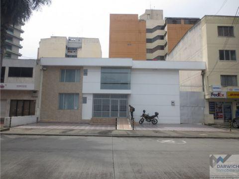 vendo edificio para clinica versalles cali