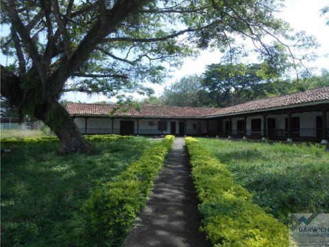 club campestre en venta corregimiento potrerito jamundi