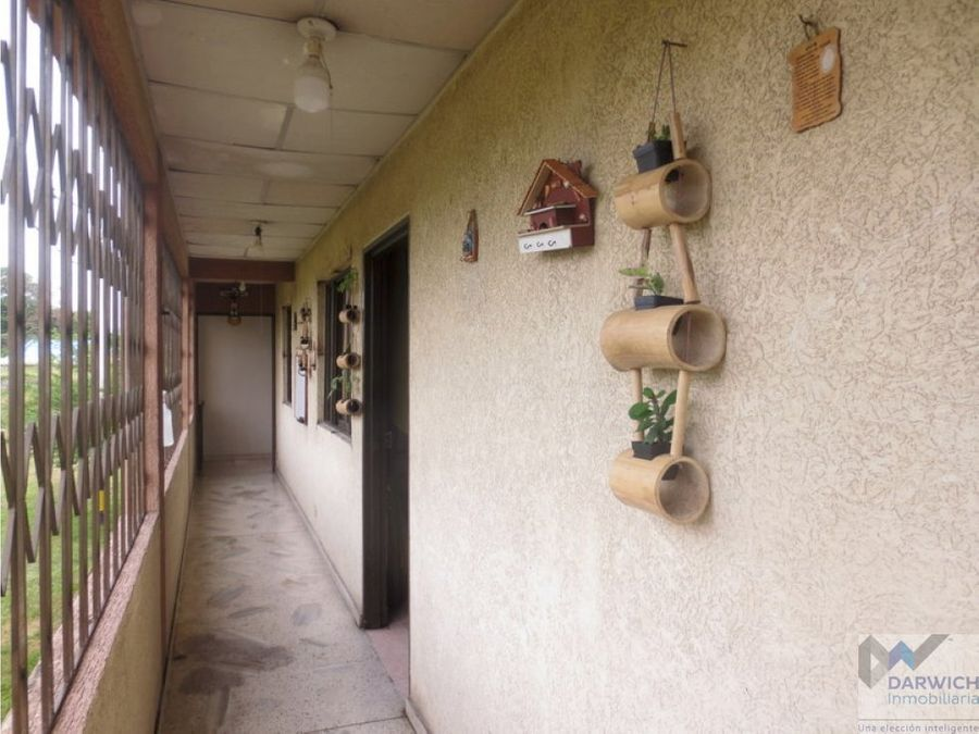 vendo casa bifamiliar en mirrinoa palmira
