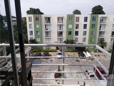vendo apartamento en el cr verde caney cali