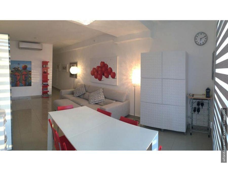 bello apartamento en venta en el carmen af 194682