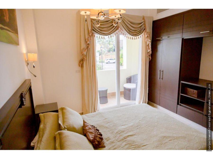 20 3047 af apartamento amoblado en venta en cocoli