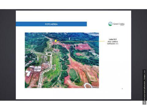 excelente terreno en venta en panama norte af 206978