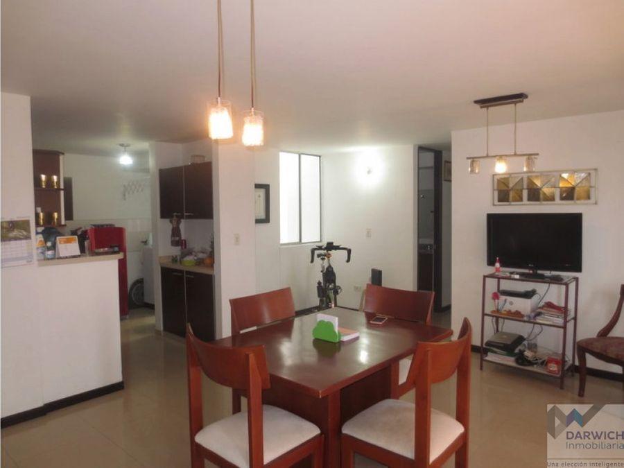 vendo apartamento en conj res en las mercedes palmira