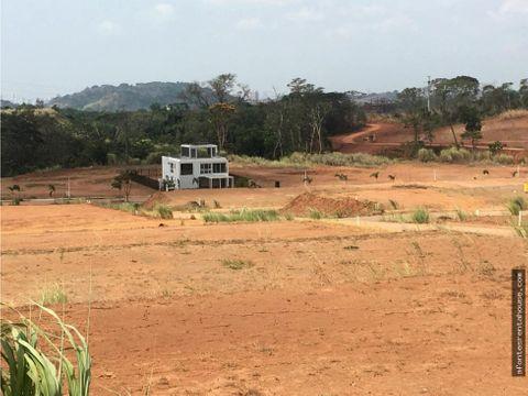 espectacular terreno en venta en panama norte af 209330