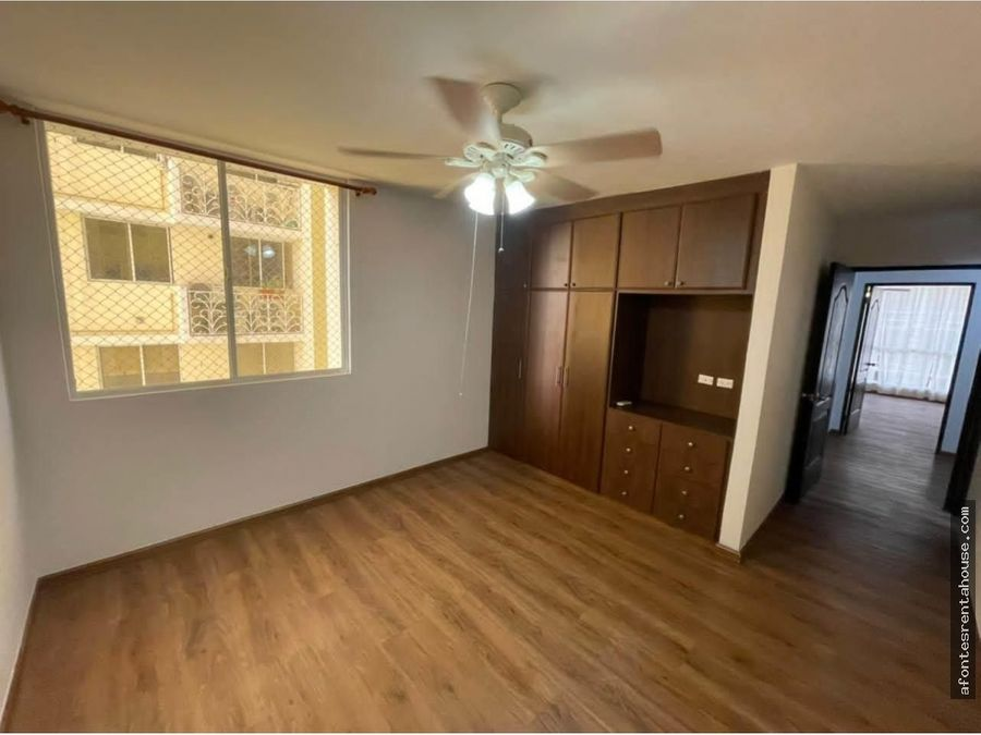 hermoso apartamento en venta en obarrio