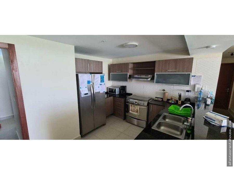 apartamento amoblado en venta en playa blanca