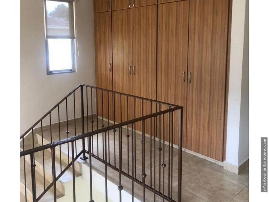 amplia casa en alquiler en clayton