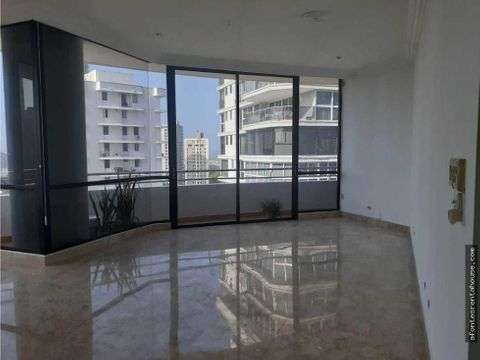 amplio apartamento en alquiler en la cresta
