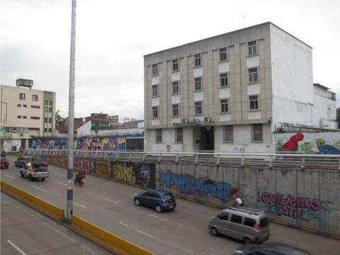 venta edificio de 4 niveles en san antonio cali