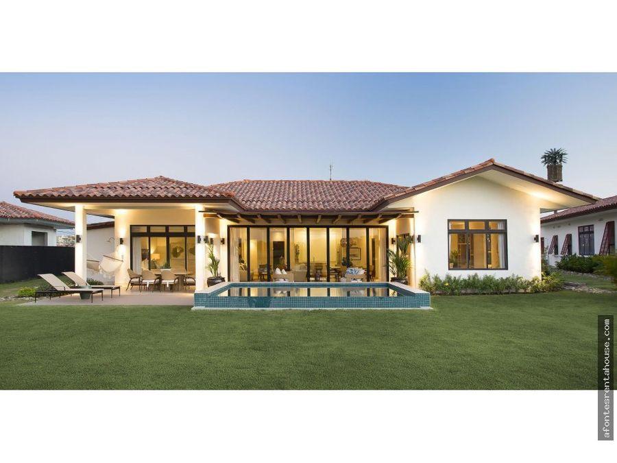 hermosa casa en venta en buenaventura
