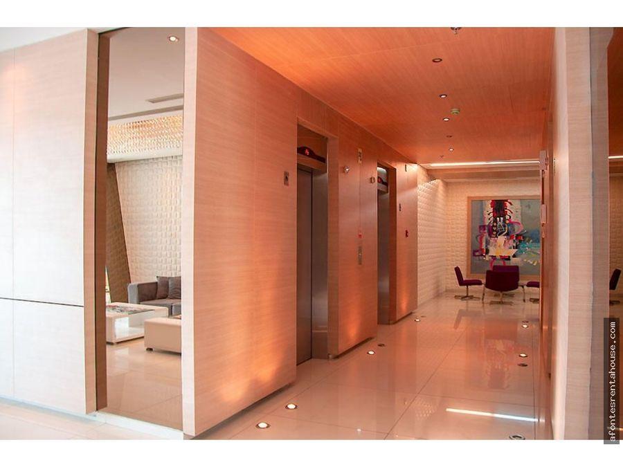 espectacular apartamento en venta en costa del este