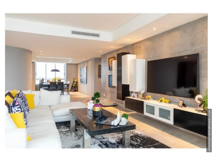 bello apartamento en venta en costa del este