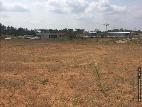 20 9330 af grandioso terreno en venta en panama norte