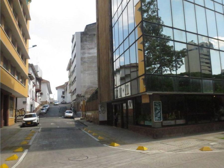 edificio en venta centro de cali