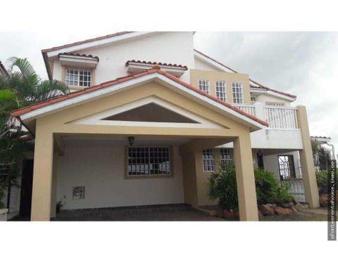 bonita casa en venta en brisas del golf af202604