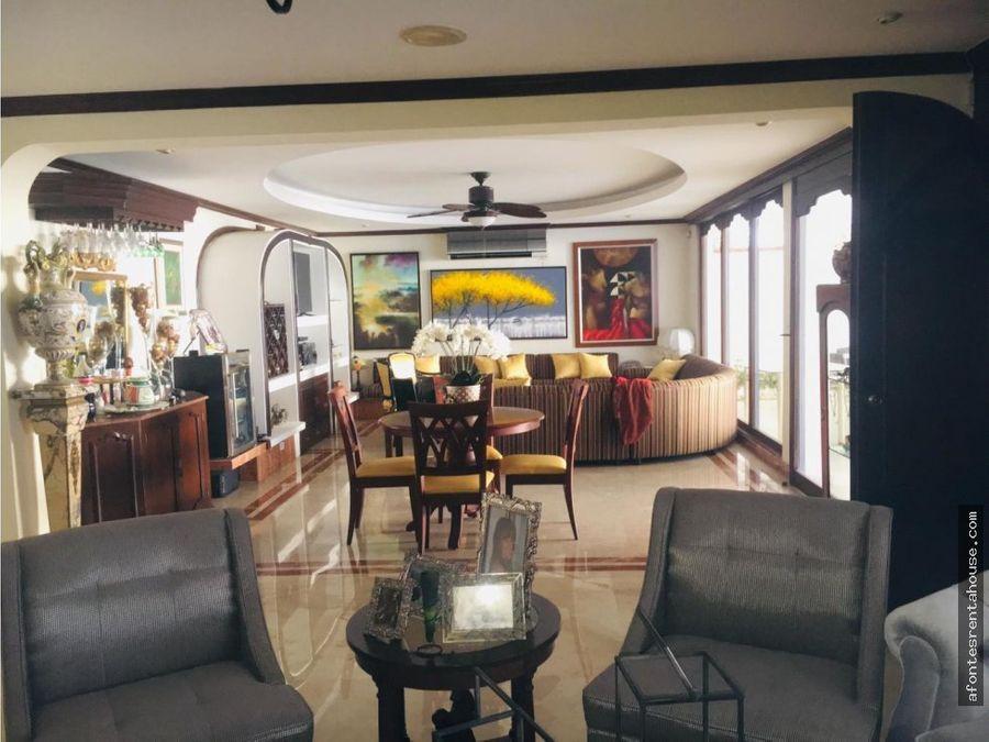 moderna casa en alquiler en san francisco af 202062