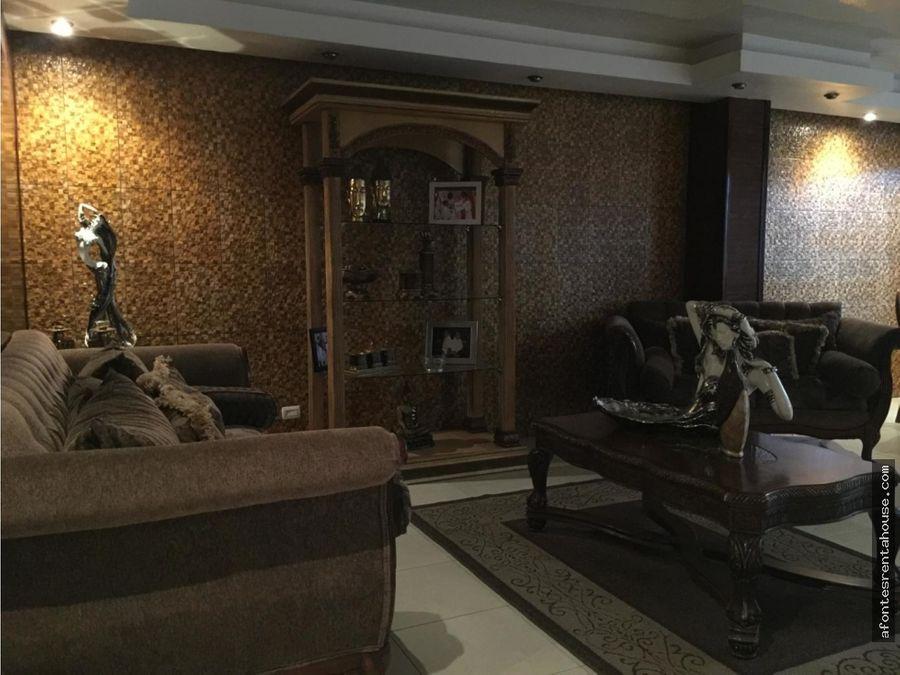 lujosa casa en alquiler en brisas del golf af 202957