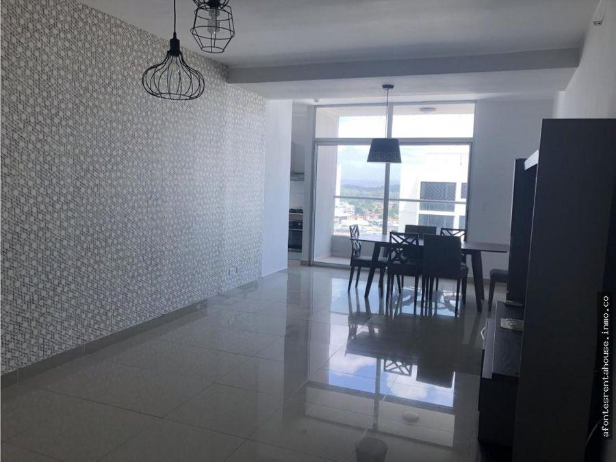 apartamento semiamoblado venta el carmen af206403
