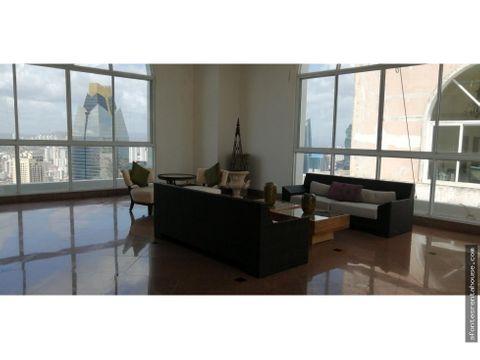 elegante apartamento en alquiler en avenida balboa