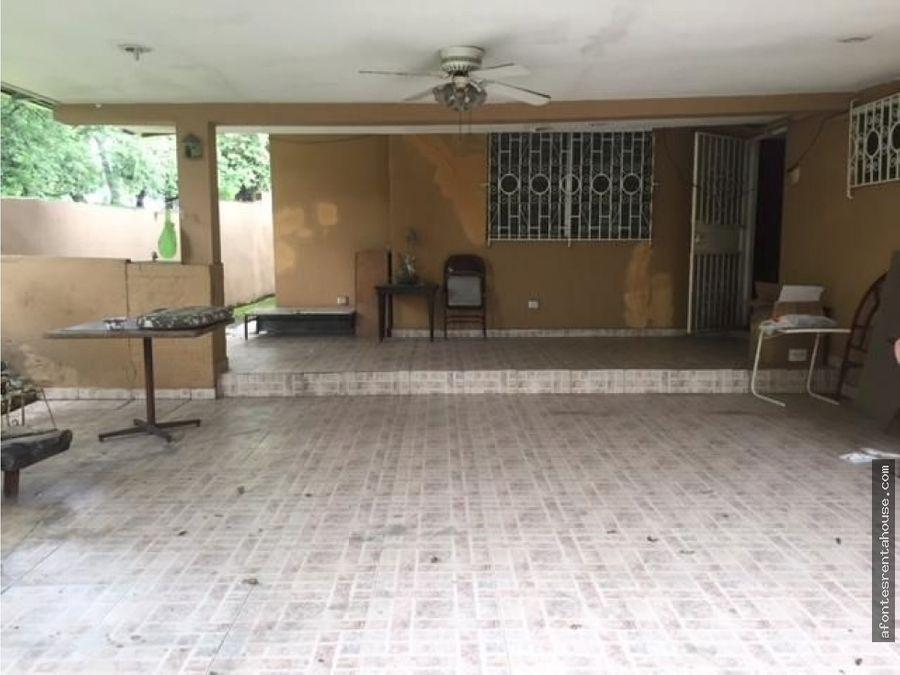 hermosa casa en venta en chanis