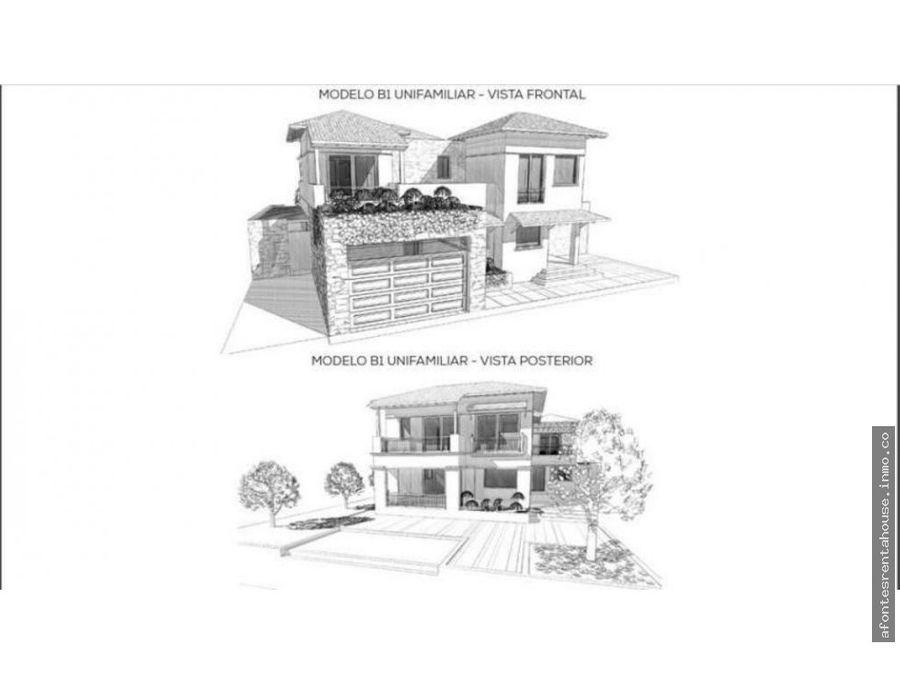 sensacional casa venta en santa maria af 207097