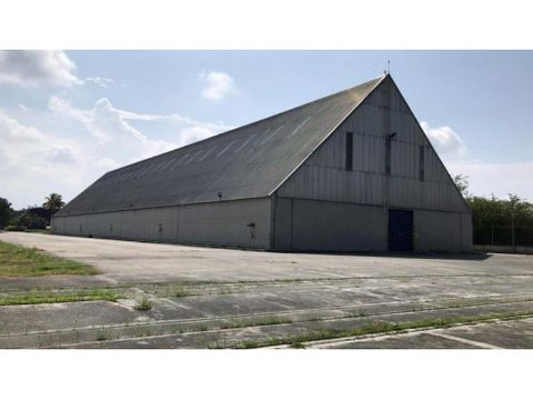 venta bodega industrial de 4632 m2 en palmira valle