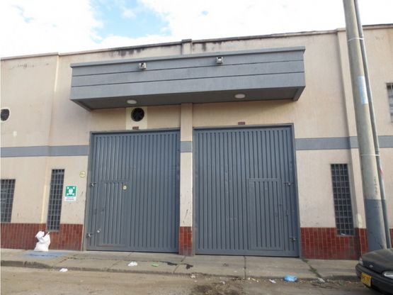 bodega de 134 m2 en zona industrial de palmira