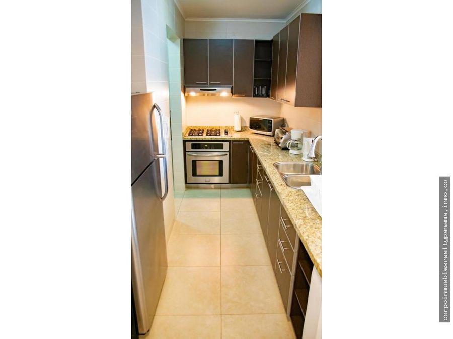 20 3051 af apartamento amoblado en venta en cocoli