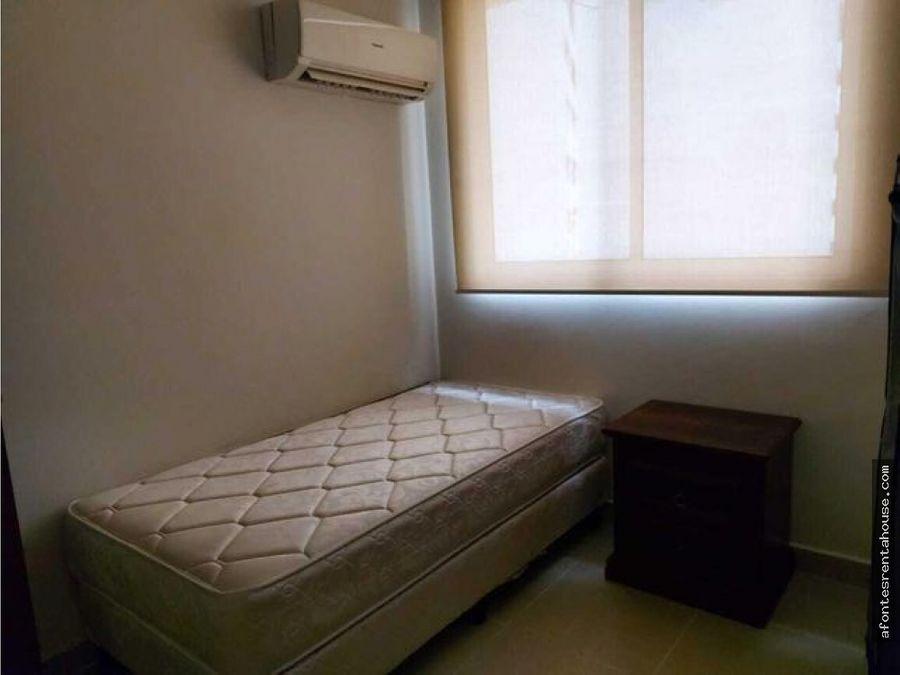 apartamento en alquiler en obarrio ymw