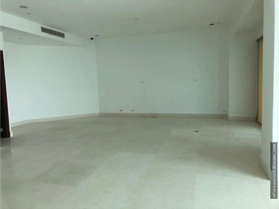 apartamento en alquiler en punta pacifica
