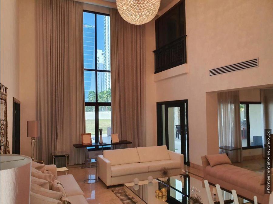 sensacional casa en venta en costa del este af 204813