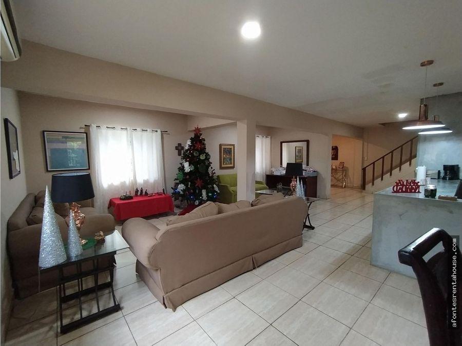 casa en venta en ancon