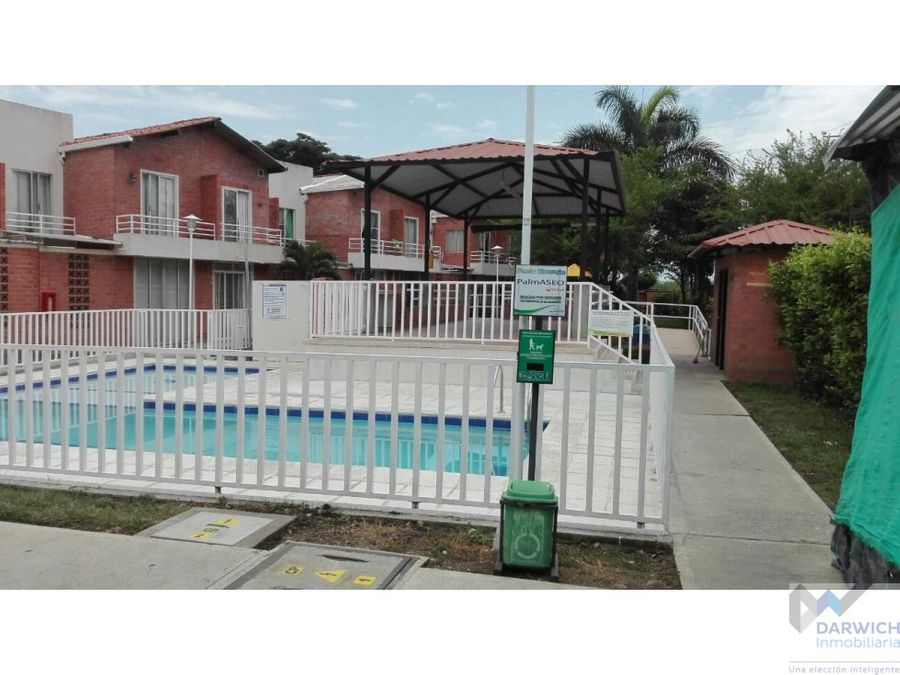 se vende casa en ur casas del saman 1 palmira