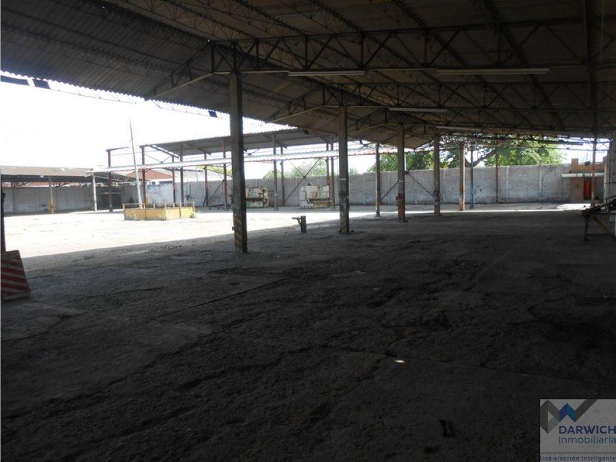 alquilo complejo industrial de 16000 m2 en palmira