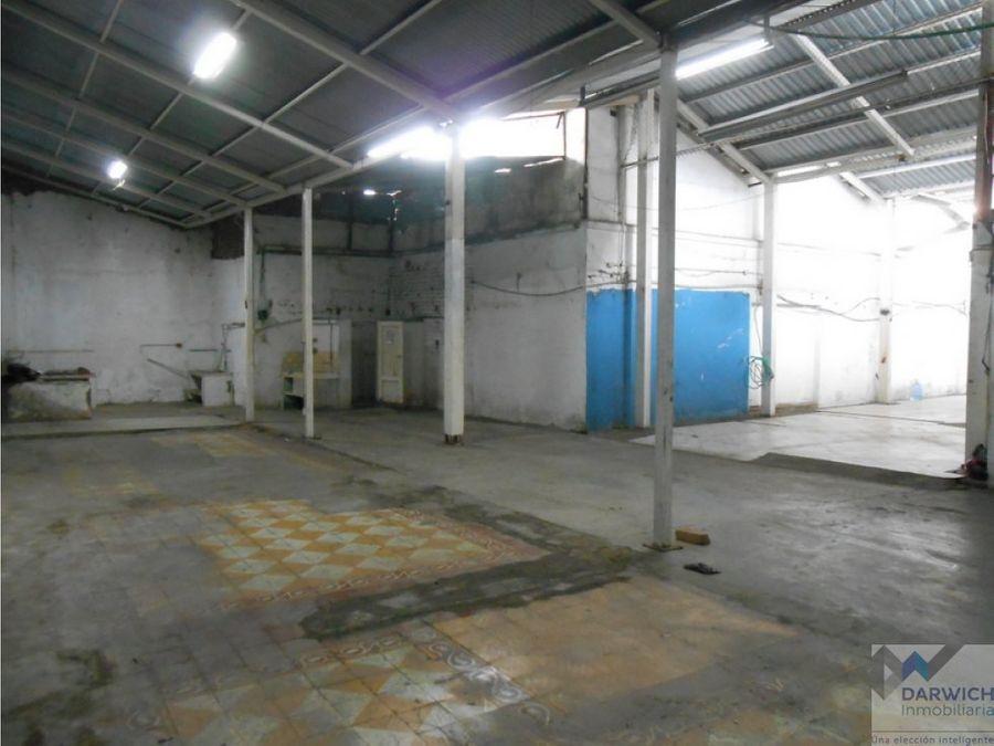 local de 330 m2 en el centro de palmira