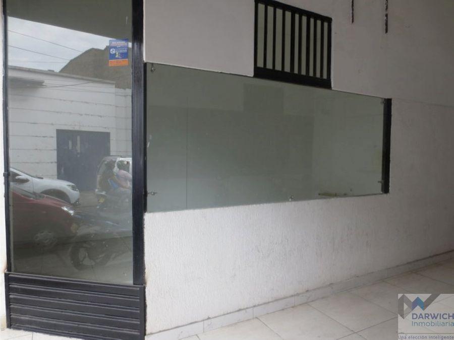 local de 22 m2 en el centro de palmira