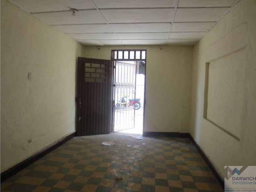 alquilo local de 33 m2 centro de palmira