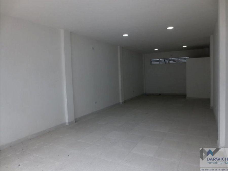 excelente local en el centro de palmira 50 m2