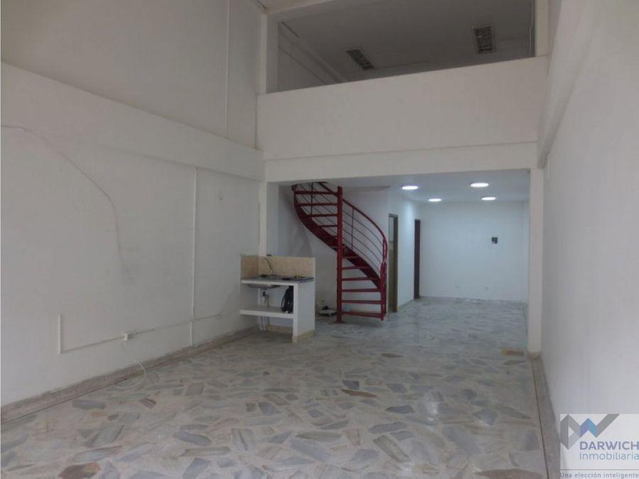 alquilo local de 73 m2 en el centro de palmira