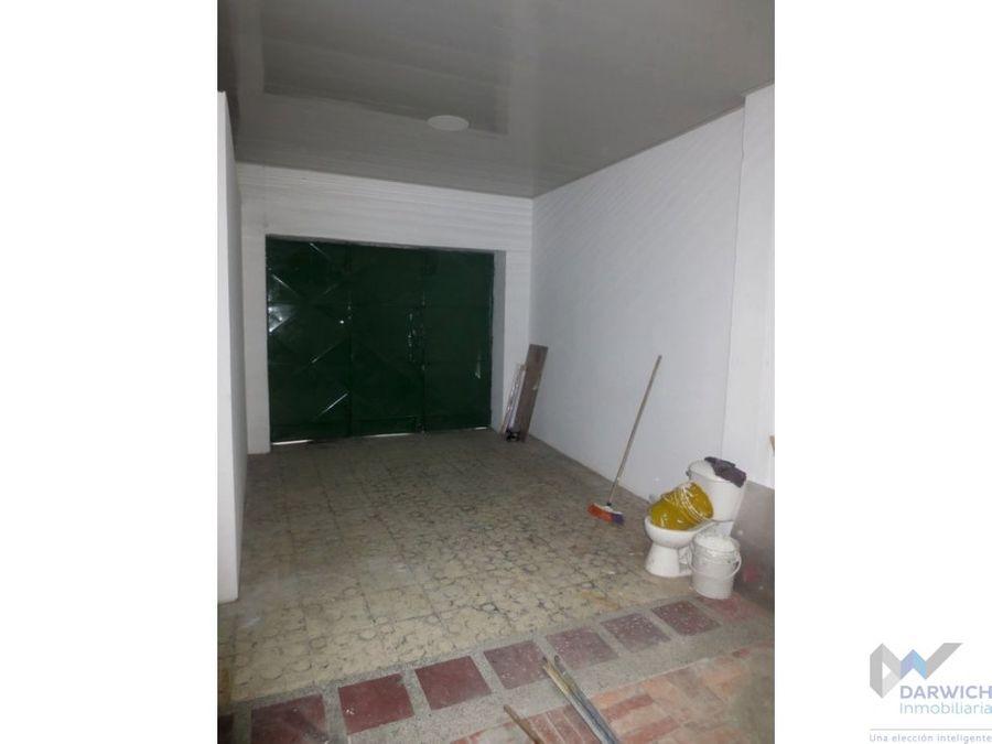 alquilo casa esquinera para uso comercial palmira