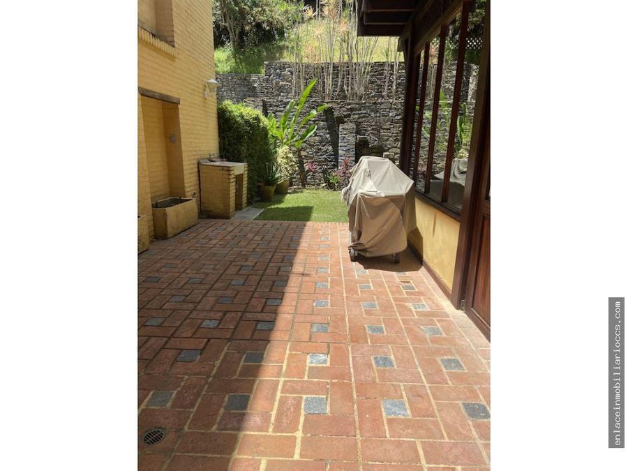 el patio 316 m2 jardin